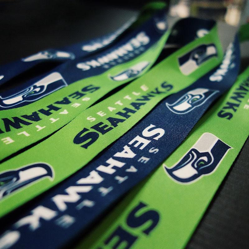 Seattle Seahawks Schlüsselbund