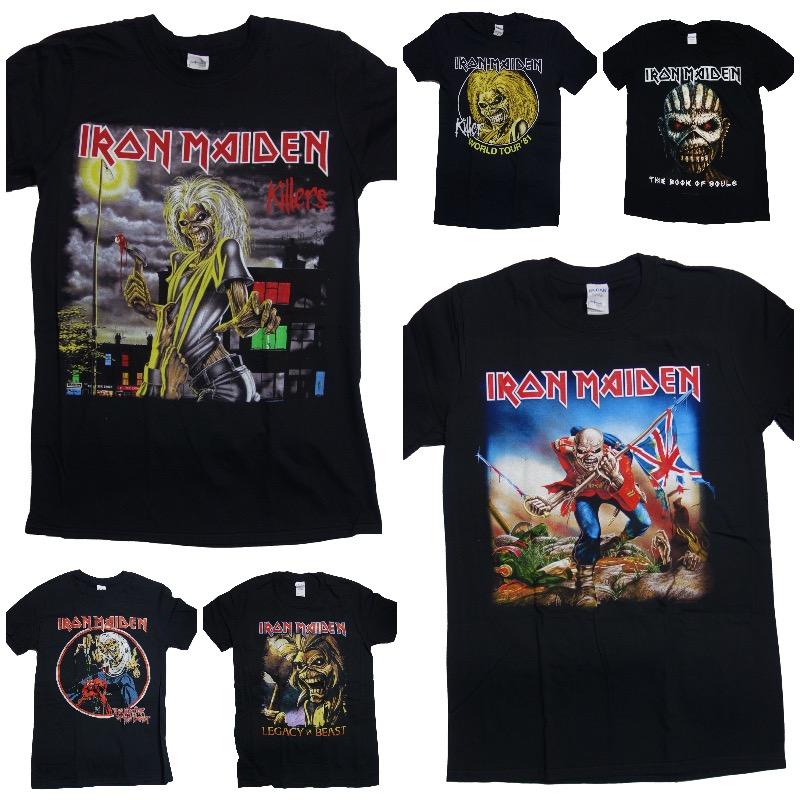 Iron Maiden T-Shirts