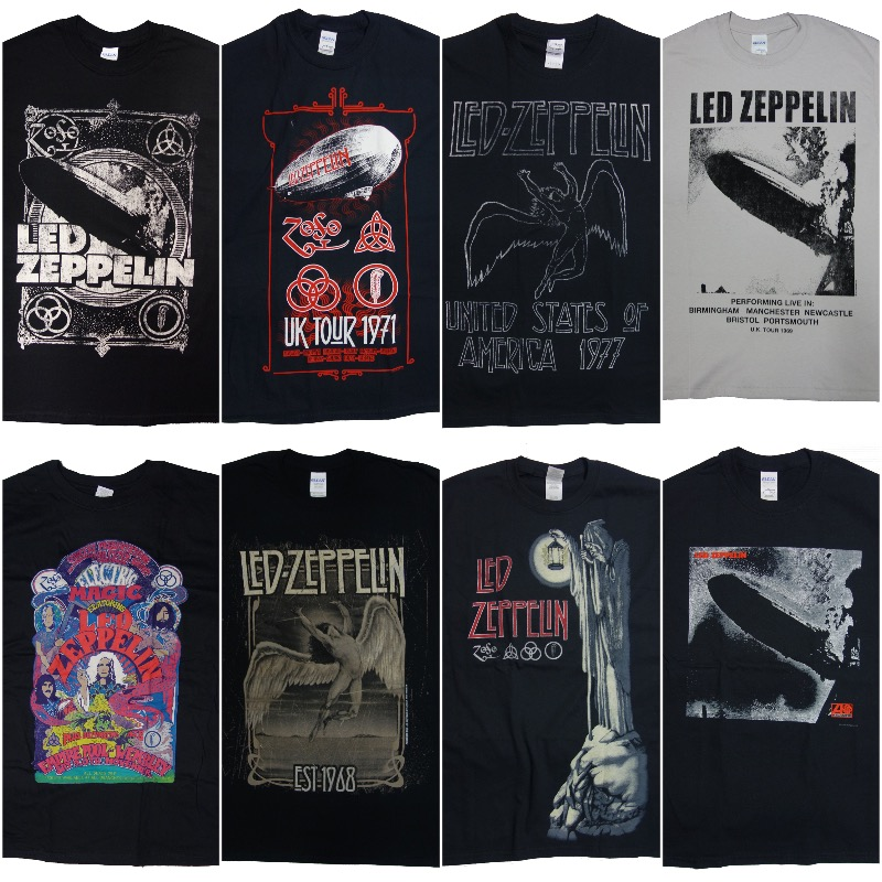 Led Zeppelin T-Shirts
