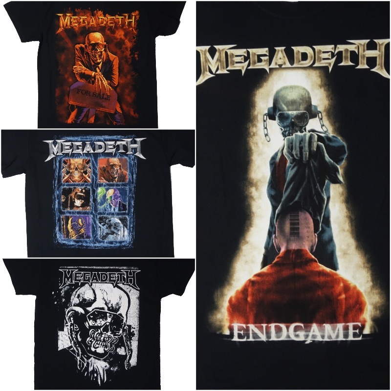 Megadeth T-Shirts