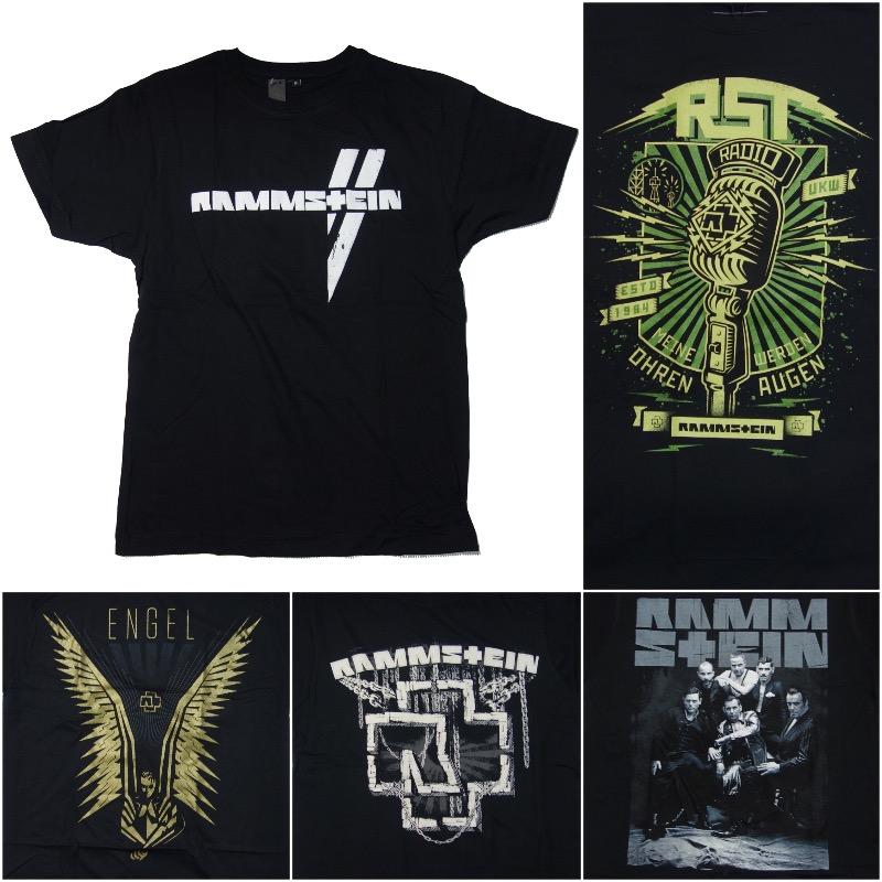 Rammstein T-Shirts