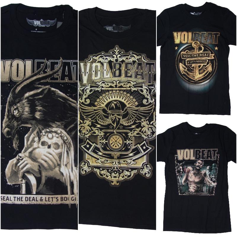 Volbeat T-Shirts