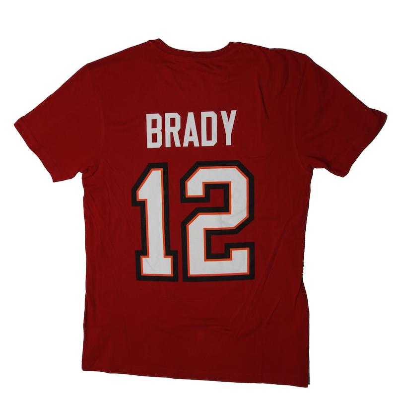 Tampa Bay Buccaneers T-Shirt Brady