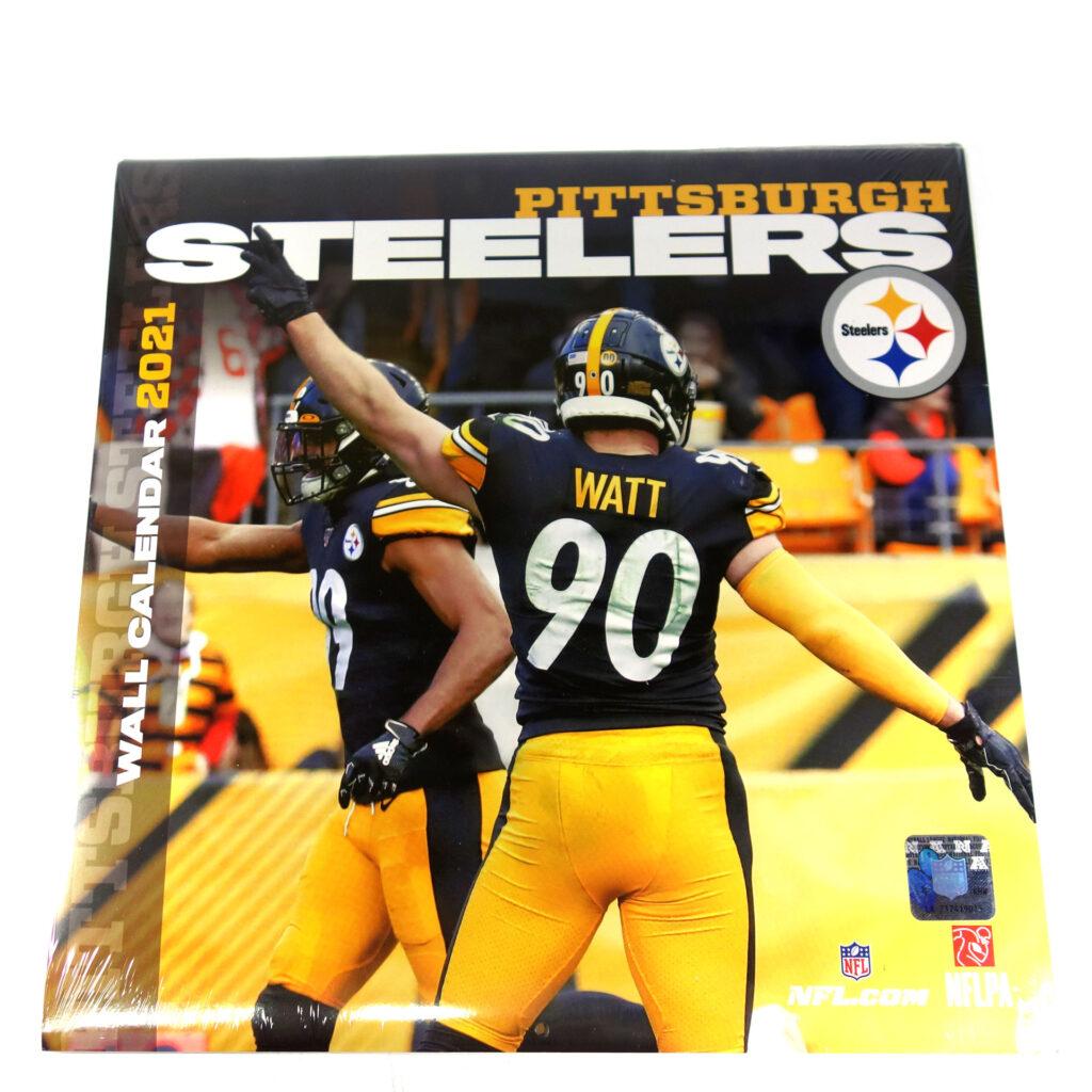 Kalender 2021 Pittsburgh Steelers
