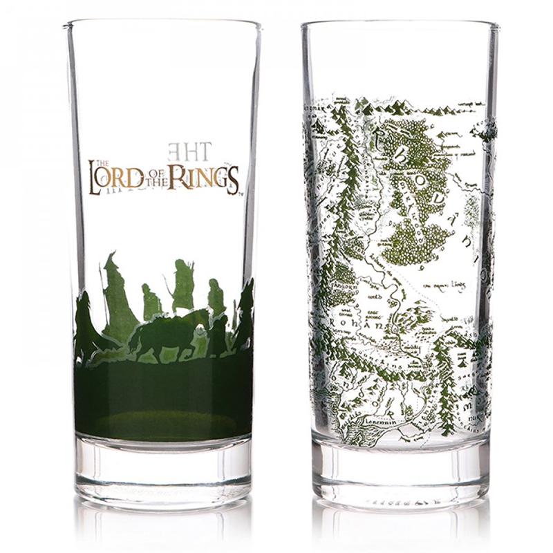 Der Herr der Ringe Gläser Set