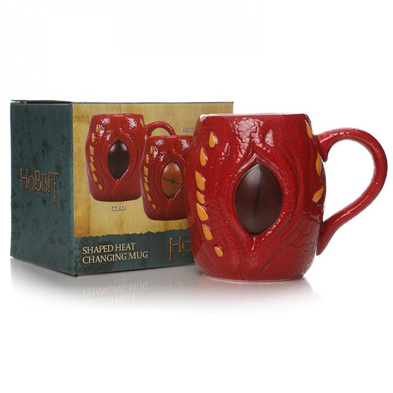Der Hobbit Tasse Thermoeffekt