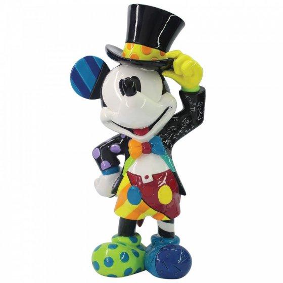Sammelfigur Mickey Mouse mit Hut