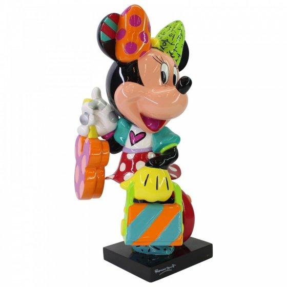 Sammelfigur Minnie Mouse Shopping