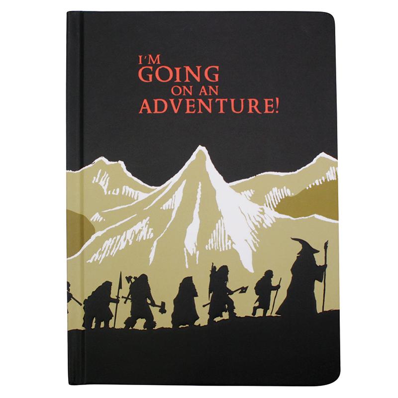 Der Hobbit Notizbuch A5