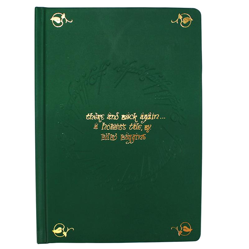 Der Herr der Ringe Notizbuch A5