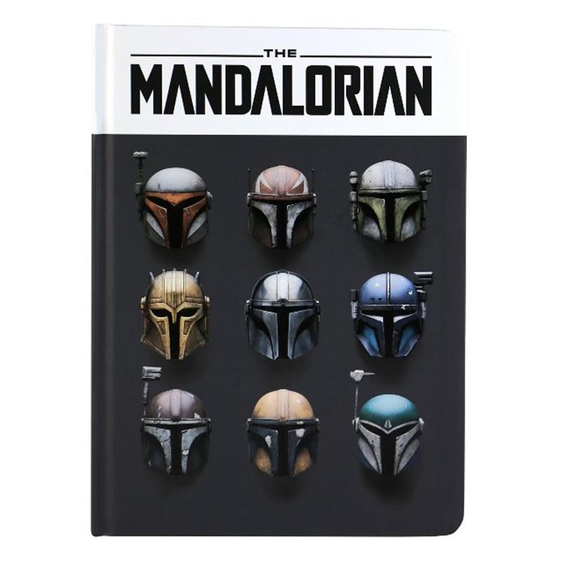 The Mandalorian Notizbuch A5