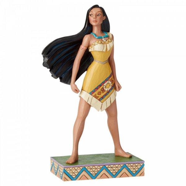 Sammelfigur Pocahontas
