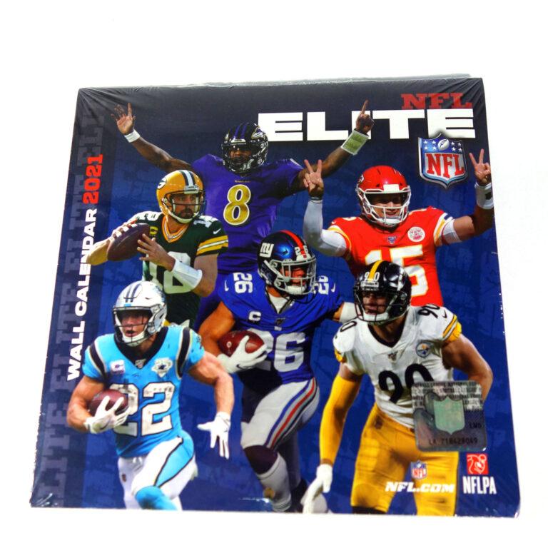 Kalender 2021 NFL Elite