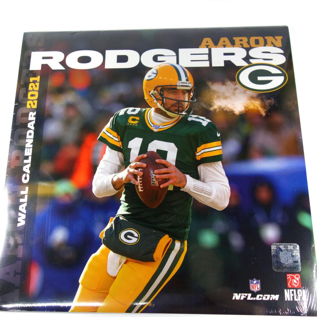 Kalender 2021 Aaron Rodgers