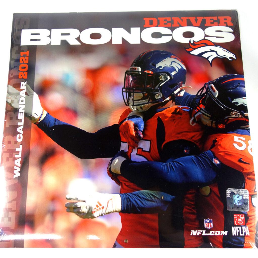 Kalender 2021 Denver Broncos