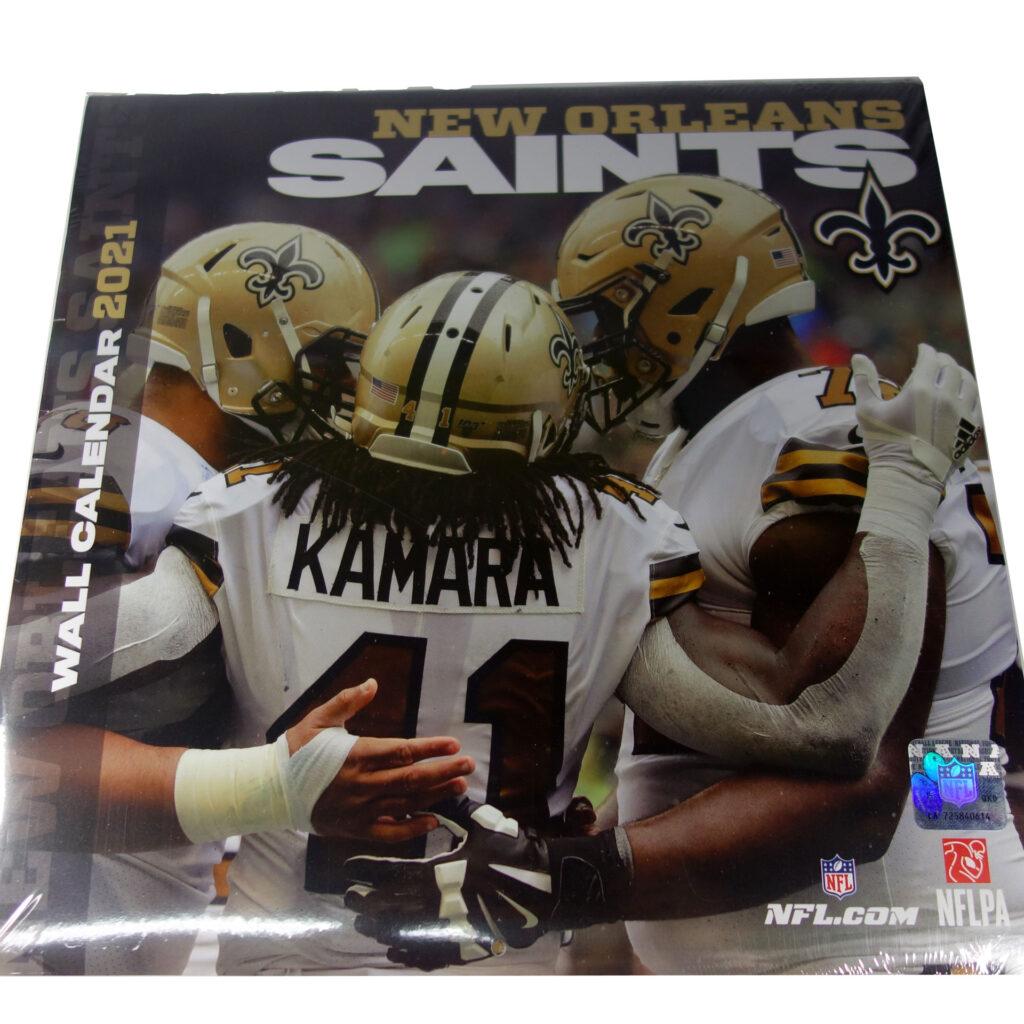 Kalender 2021 New Orleans Saints