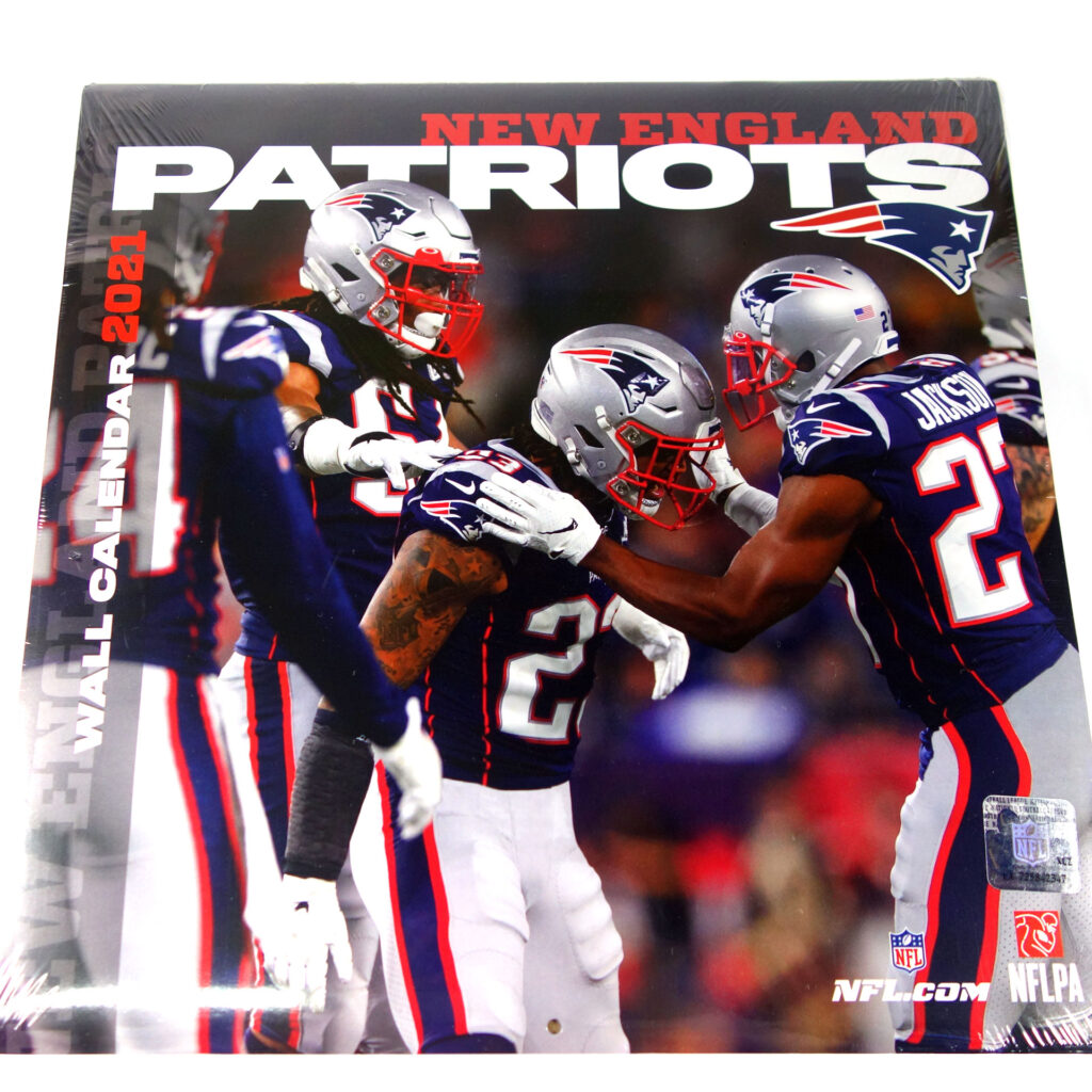 Kalender 2021 New England Patriots
