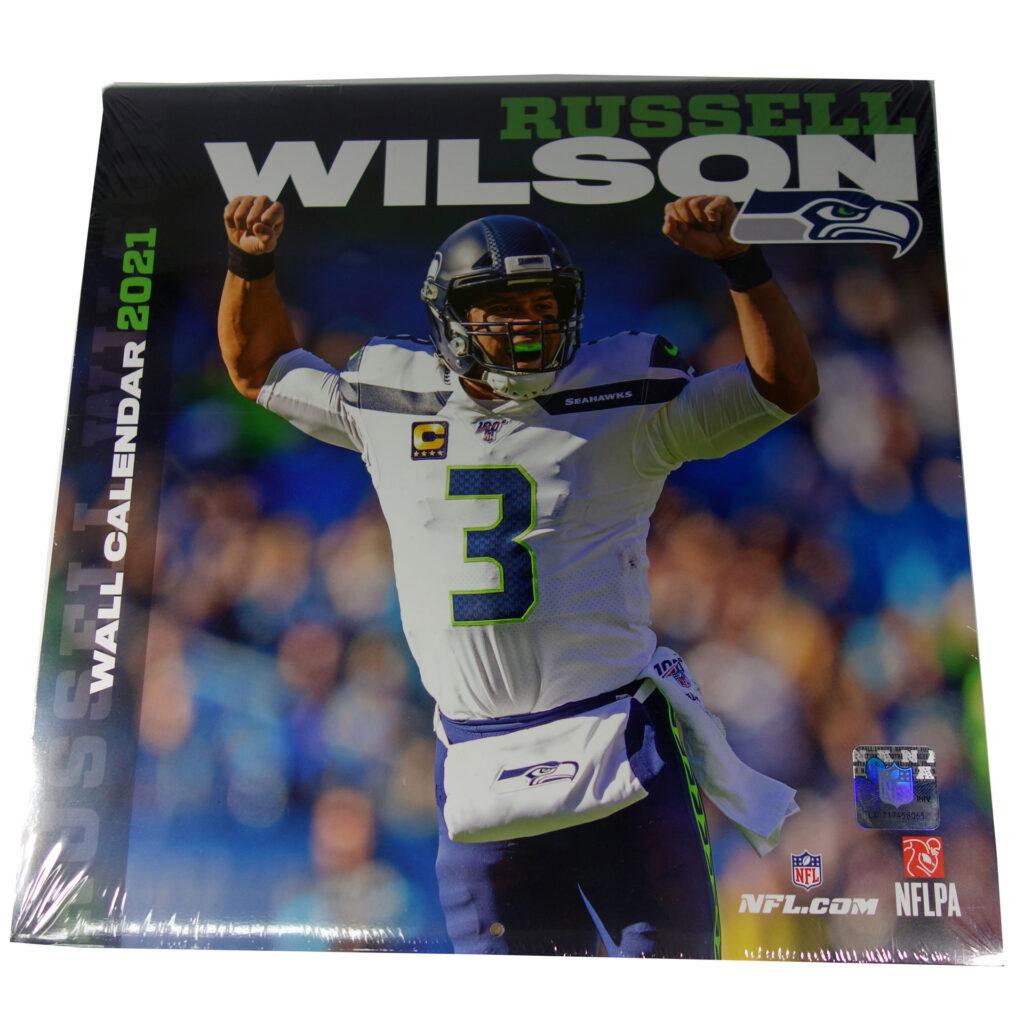 Kalender 2021 Russell Wilson