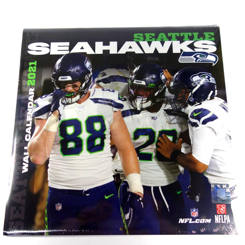 Kalender 2021 Seattle Seahawks