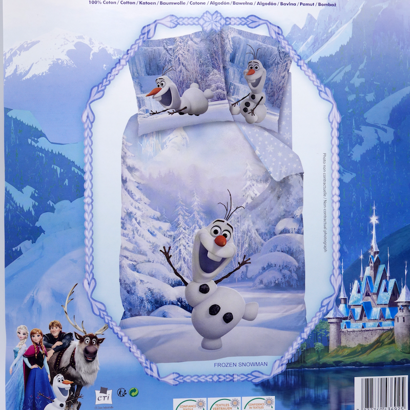 Frozen Bettwäsche Set
